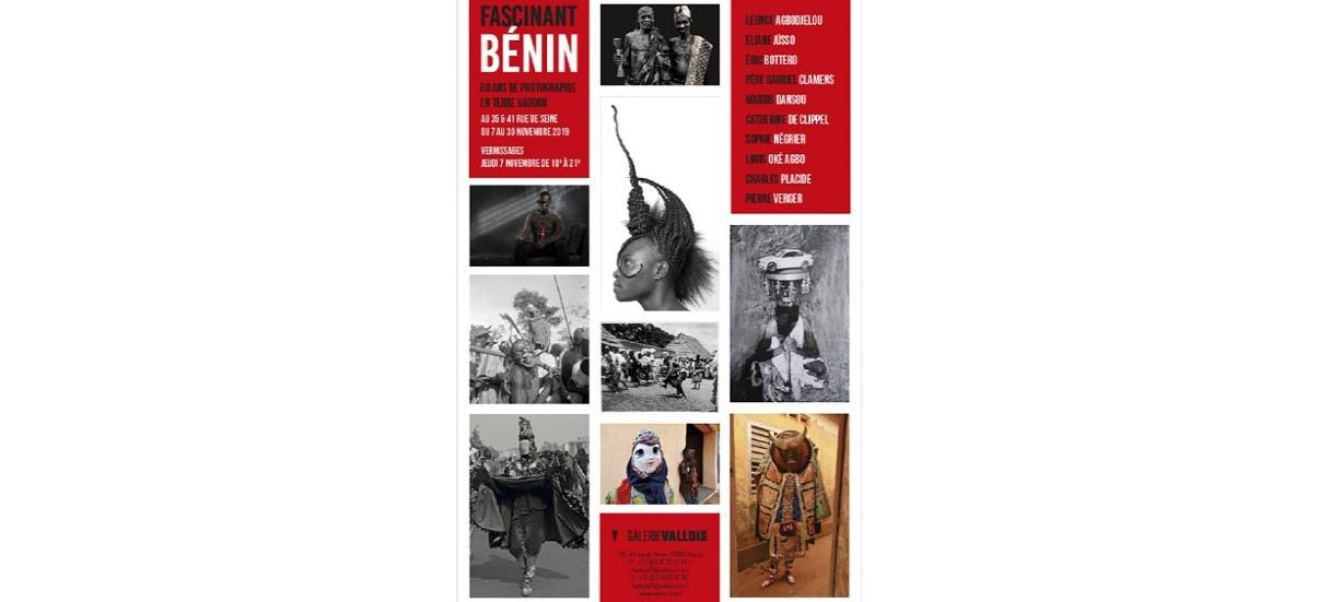 Fascinant Bénin. 80 ans de photographie en terre Vaudou – 07 au 30/11 – Galerie Vallois, Paris