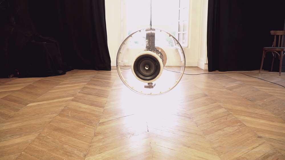 Festival Gamerz, Virgile Abela, Pendule acoustique