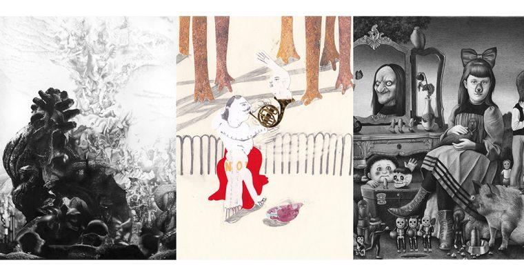 Tudi DELIGNE, Kate LYDDON et Amandine URRUTY – Disputatio – 17/11 au 22/12 – Galerie Dys Bruxelles