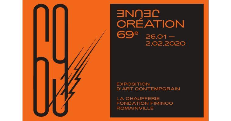 69e édition de Jeune Création  – 25/01 au 02/02 –  Fondation Fiminco Romainville