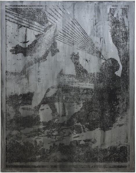 Aurore Pallet_exposition Les terres jaunes_Galerie Isabelle Gounod_Paris