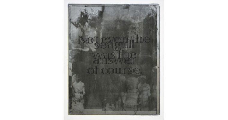 Aurore Pallet – Les terres jaunes – 25/01 au 22/02 – Galerie Isabelle Gounod, Paris