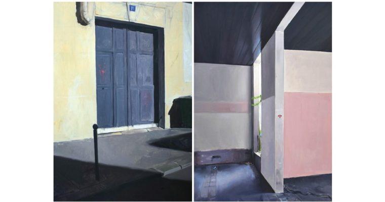 Bilal Hamdad – Quatre chemins – 11/12 au 26/01 – H Gallery, Paris