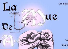 Les Saturnales, part 3 : La Mue de l'Arc – 15/12 au 22/12 – Paris 06