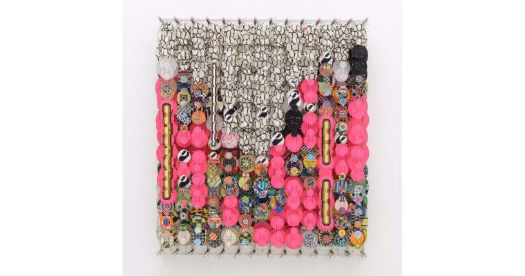 Jacob Hashimoto – HASHIMOTO – 16/01 au 22/02 – Galerie Italienne, Paris