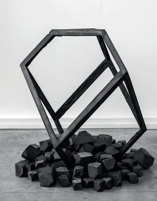 Raphaël Denis_exposition Endless Collapse IV_Galerie Sator_Komunuma_Romainville