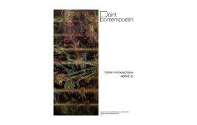 Lancement du Cahier monographique #1 – Herve Ic – 04/12 de 18h à 20h – Librairie Flammarion Centre Pompidou, Paris