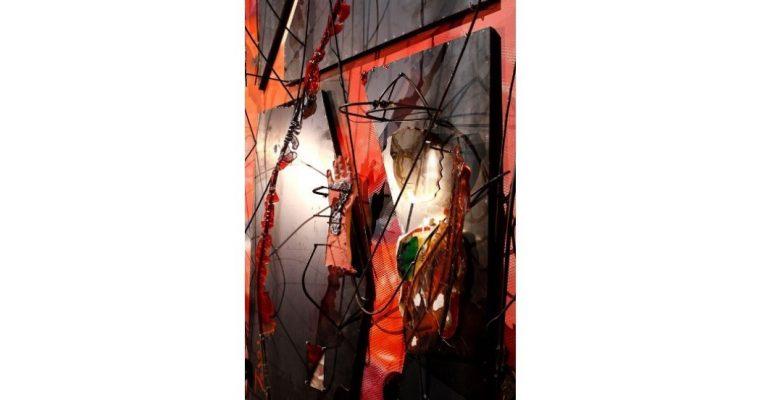 Romain Vicari -ZION/SIMULATION – 21/12 au 04/01 – la vitrine, CAC La Traverse, Alfortville