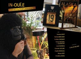 In-ouï.e : performances et poésies –  19/12 – Alaska Brocante et snack, Rennes
