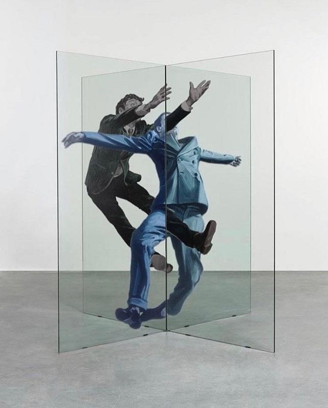 exposition Alfonso Vallès_Galerie Marguerite Milin_Paris