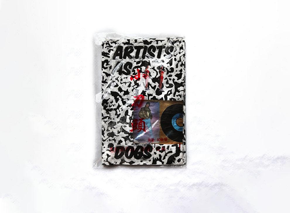 maxime_testu_artists_as_dogs_3_vue_d_exposition_pavillon_des_sources_2019_photo_maxime_testu_exposition La Capitale_Les Tanneries Amilly