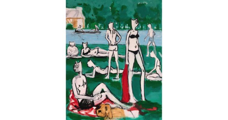 Alain Séchas – Ô Saisons, ô Chats ! – 15/01 au 05/04 – Maison des Arts Bernard Anthonioz, Nogent-sur-Marne