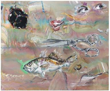 Aude Descombes_exposition Boite noire_Galerie B+ Lyon