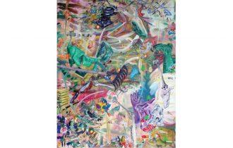 Aude Descombes – Boite noire – 16/01 au 15/02 – Galerie B+ Lyon