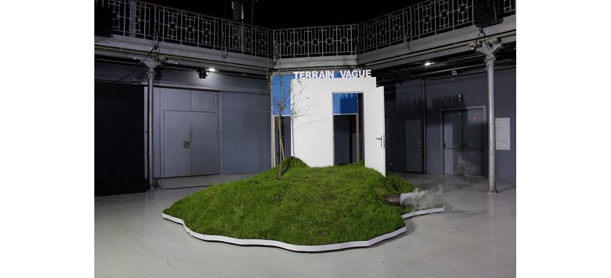 Justine Bougerol et Silvio Palomo – Terrain vague, module 1 – 23/01 au 05/02 – Centre Wallonie-Bruxelles, Paris