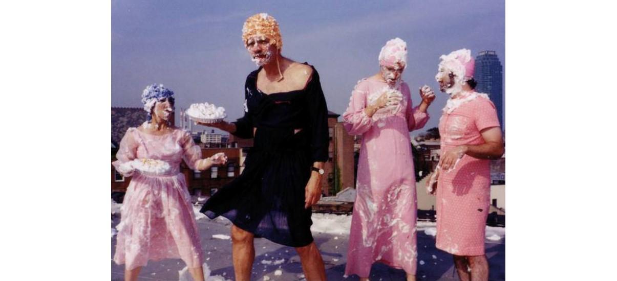 Marie Losier – Eat my Makeup! – 11/01 au 22/02 – Galerie Anne Barrault, Paris