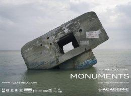 Mathieu Douzenel – Monuments – 25/01 au 16/02 –     Le Shed / L'Académie, Maromme