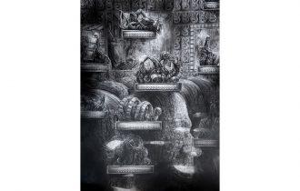 Quentin Spohn – Carambolage au marché d'Anvers –  24/01 au 28/03 – Espace A VENDRE, Nice