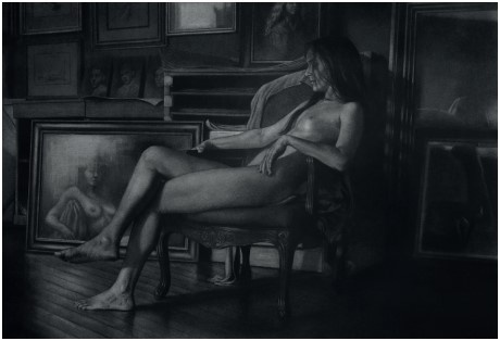 Reuben Negrón_exposition The Myth of Devotion_H Gallery Paris