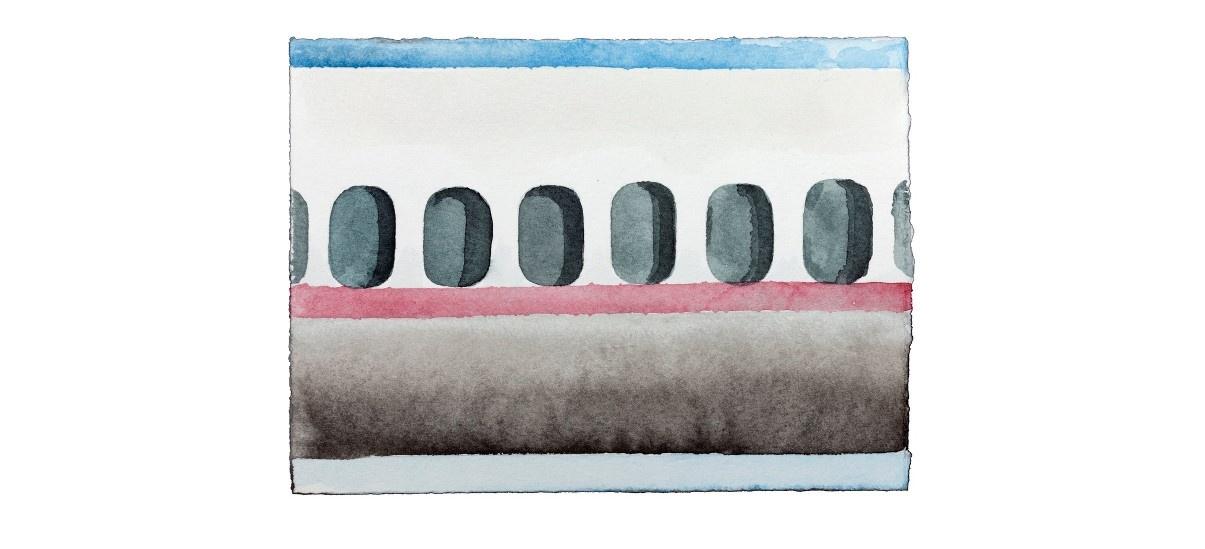 Taysir Batniji – (Entre)voir – 25/01 au 22/02 – Galerie Eric Dupont, Paris