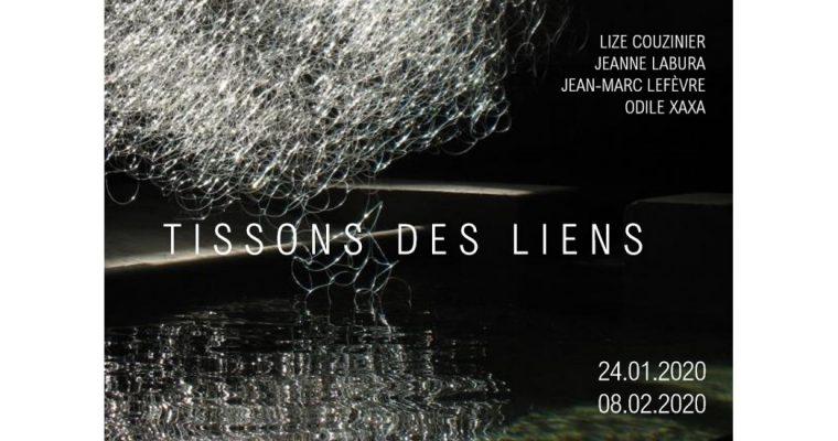 Tissons des liens – 24/01 au 08/02 – Mac Arteum, Châteauneuf-le-Rouge