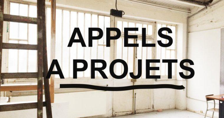 ▷19/01 – LANCEMENT DES NOUVEAUX APPELS A PROJET – VILLA BELLEVILLE PARIS