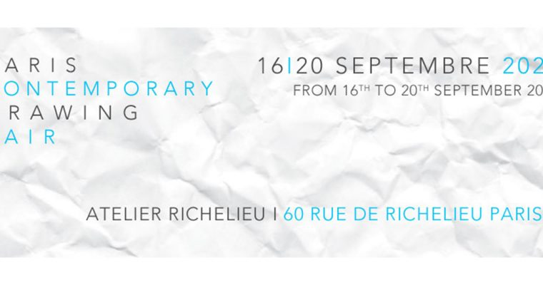 DDESSINPARIS, DDESSIN{20} – 16 AU 20/09 – ATELIER RICHELIEU, PARIS