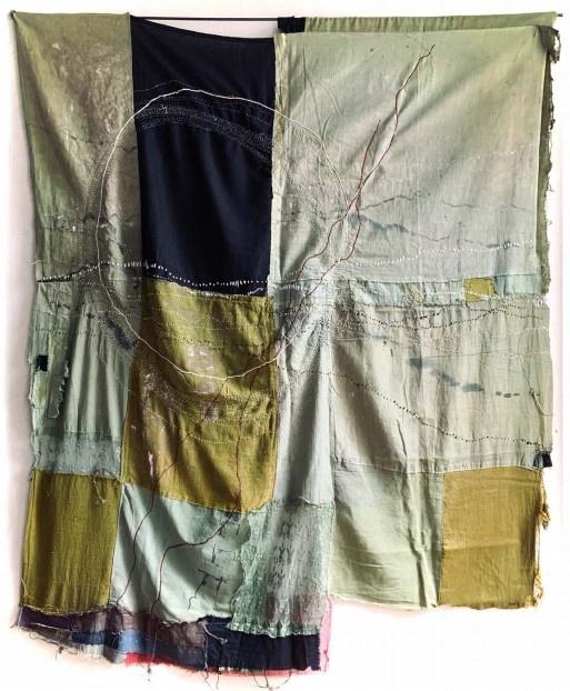exposition Annita Romano_The Fibery-galerie d'art textile-Paris