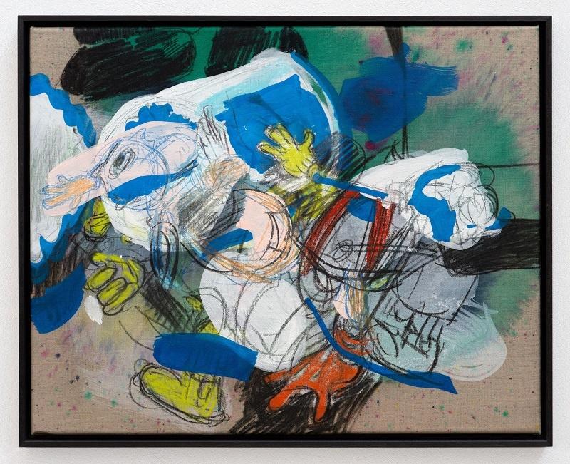 exposition Nous, qui errons dans la nuit_Galerie C Neuchâtel_©David Moses-36TCC010M0808-Silly Symphonies Series-2019