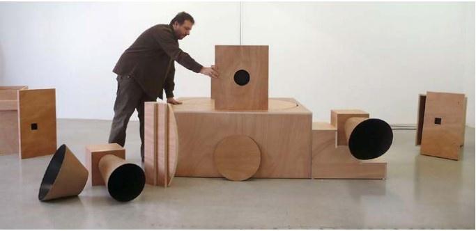 Assemblage #23 Perturbations temporelles_Julio Artist-run Space Paris_Hugues Decointet_photo © Air de Paris