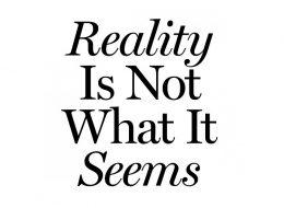 Reality Is Not What It Seems – 29/02 au 29/03 – Galerie Jousse Entreprise, Paris