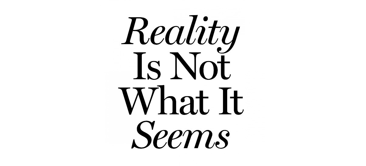 Reality Is Not What It Seems – 29/02 au 06/06 – Galerie Jousse Entreprise, Paris