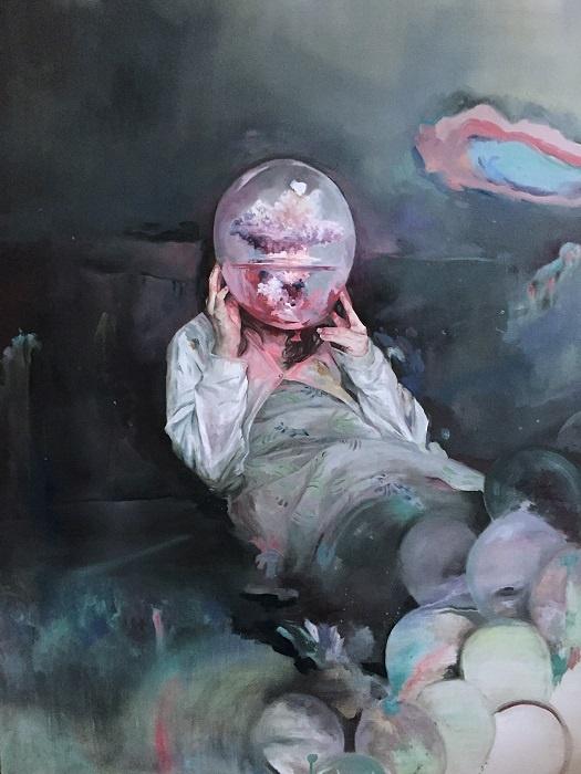 Magdalena_Lamri_Une histoire de COP__exposition Avant moi, le déluge_Galerie du Crochetan_Monthey_Suisse