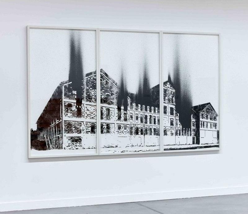 Nicolas Daubanes_exposition L'Huile et l'Eau_Palais de Tokyo_Paris