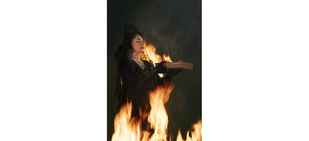 Pilar Albarracín – No apagues mi fuego, déjame arder – 27/02 au 11/04 – Galerie Georges-Philippe & Nathalie Vallois, Paris