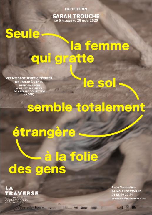 Sarah Trouche_CAC La Traverse