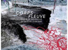 Sylvie de Meurville – Corps fleuve –  06/03 au 17/04 – La Lune en parachute, Épinal