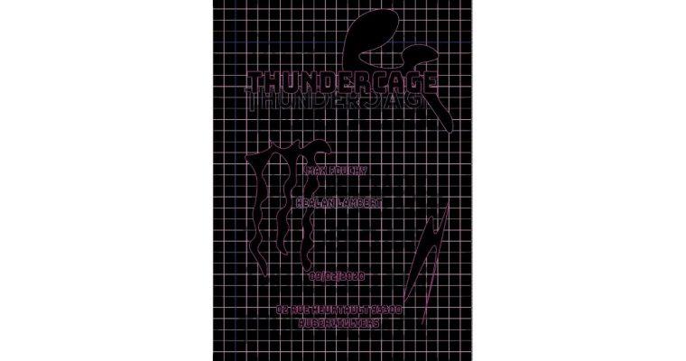 Thundercage – Max Fouchy vs Kealan Lambert – 09/02 – Aubervilliers