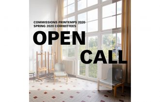 ▷01.03 – Appel à candidatures – Commissions printemps 2020