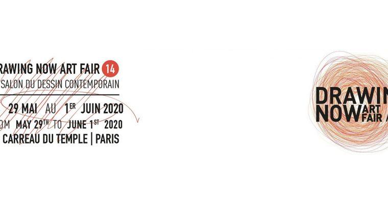 Drawing Now Art Fair 2020 – 29.05 au 01.06.20 – Carreau du Temple Paris