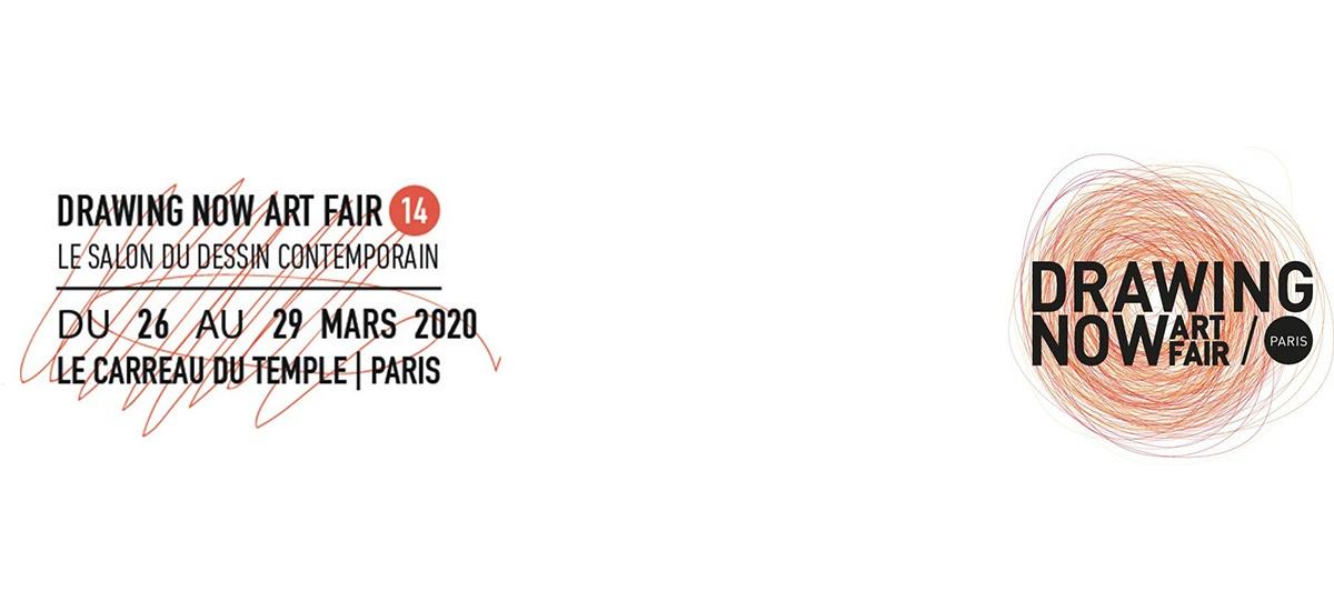 Drawing Now Art Fair 2020 – 26 au 29.03.20 – Carreau du Temple Paris