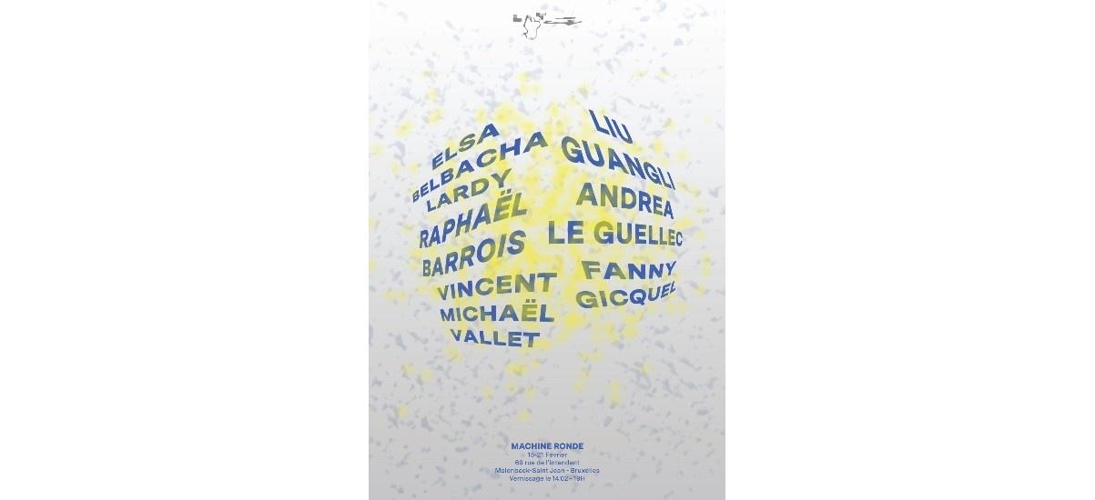 Machine Ronde – 14 au 21/02 – Loto, Bruxelles
