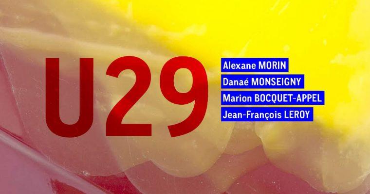 U29 – 08 au 19/02 – Ivry-sur-Seine