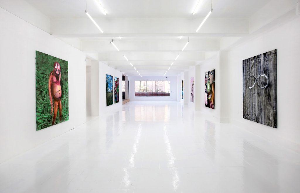 Exposition Andrew Birk - « Para Mi Hija »  (For My Daughter) du 04 février au 25 avril 2020, Karen Huber Gallery, Mexico City