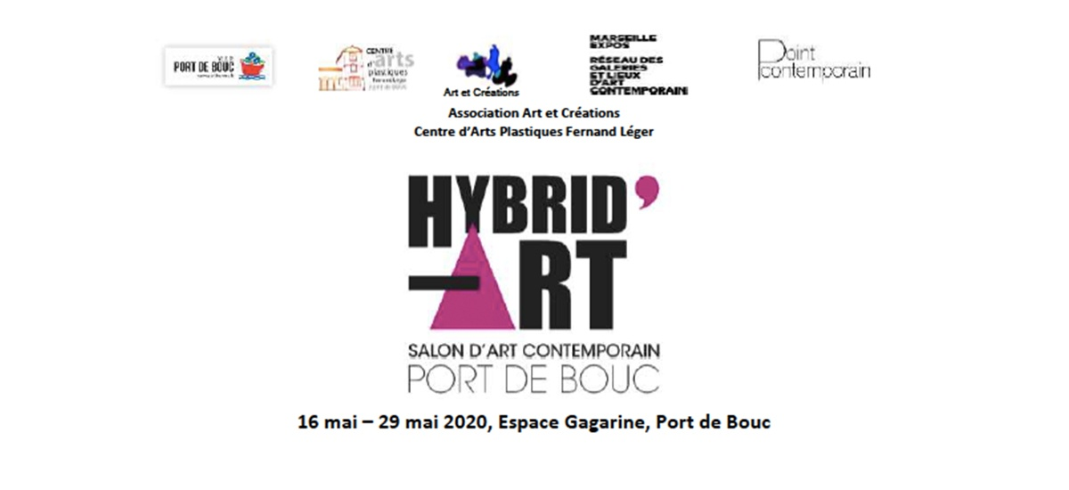 ▷06.03 – APPEL A CANDIDATURE – HYBRID'ART 2020