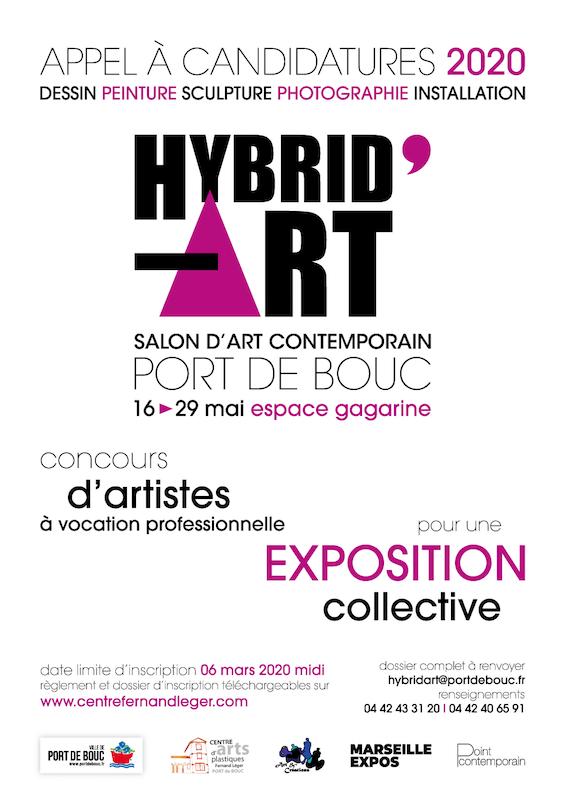 hybridart 2020