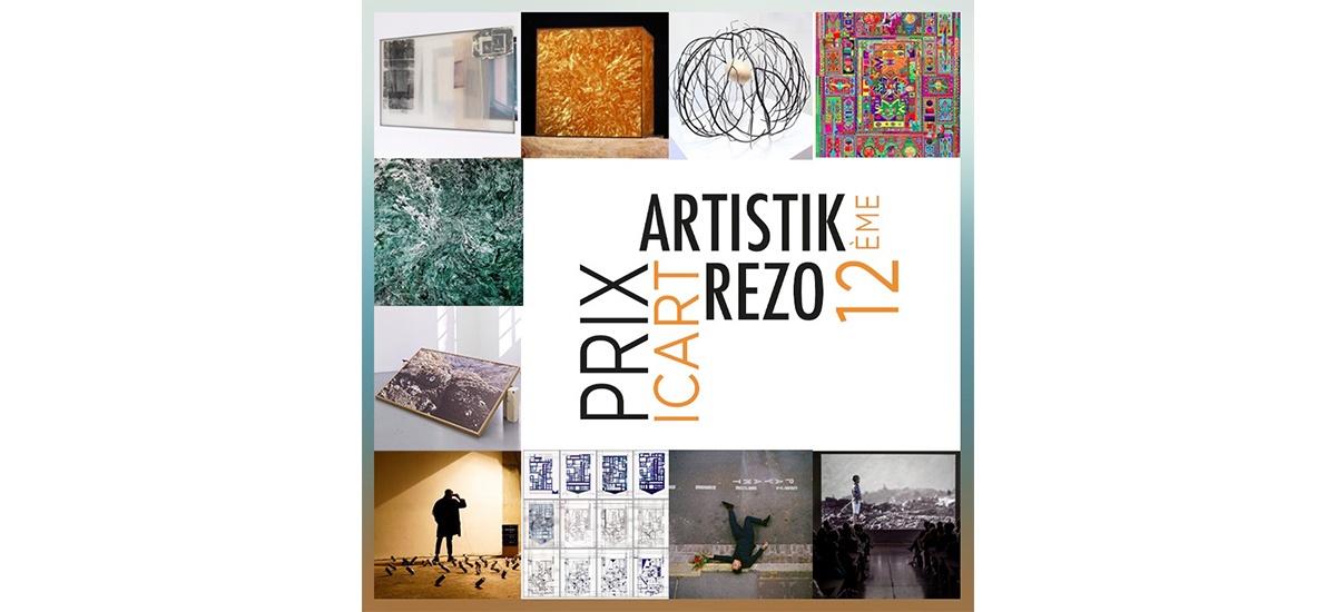 PRIX ICART ARTISTIK REZO 2020 – 28.02 – 01.03