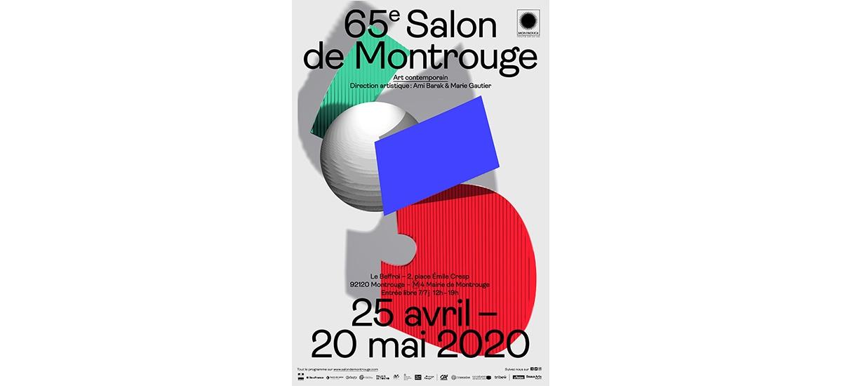 65e du Salon de Montrouge – 25.04 au 20.05