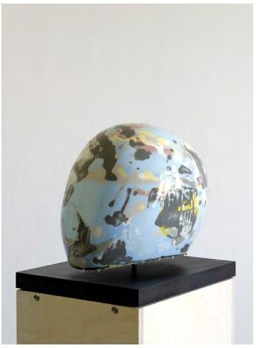 ©Bruno Rousseaud_exposition Helmet or not Helmet_galerie Jérôme Pauchant_Paris