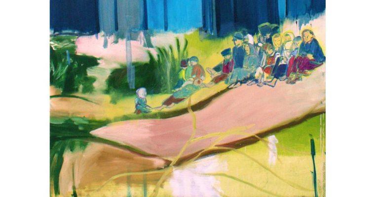 Angélina Pavlova-Sibrac – Qu'est-ce qu'on est bien – Galerie des Tables, Bordeaux